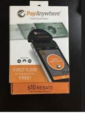 NEW PayAnywhere Credit Card Reader - IPhone, iPad & Android - Pay Anywhere