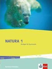 Natura 1 - Biologie für Gymnasien. Schülerbuch 5./6. Schuljahr für Nordrhein-We?