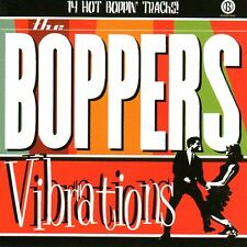CD The Boppers Vibrations, 2009, NEU