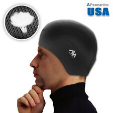 UV-Pro Cycling Head Cooling Helmet Liner Skull Cap Running Beanie for Men Women