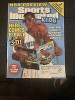 Chris Paul Sports Illustrated for Kids 3D Nov 2008 Kobe Bryant Derek Jeter Cards