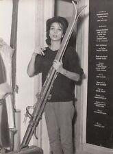 Marie Josée Neuville, 3 tirages argentiques originaux vers 1960