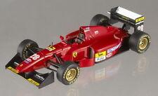 "Ferrari 412 T1B #28 G.Berger ""Winner German GP"" 1994 (Mattel Elite 1:43 / N5583)"