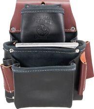 Occidental Leather B5060 Black Pro Fastener Bag