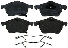 Disc Brake Pad Set-Ceramic Disc Brake Pad Front ACDelco Advantage 14D819CH