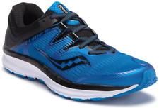 Saucony Guide ISO Sz US 12.5 M (D) EU 47 Men's Running Shoes Blue Black S20415-2