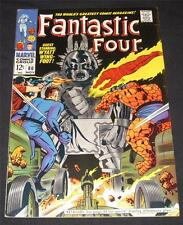 FANTASTIC FOUR #80 FN/VF (7.0) - 12¢ cover Marvel Comic