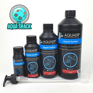 Aquadip Liquid Carbon Plant Fertiliser CO2 Easycarbo Planted Aquarium Treatment