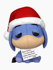 Funko Pop! Disney Winnie The Pooh: Holiday EEYORE #1129 + Protector