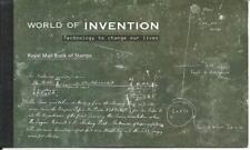 QE2 WORLD OF INVENTION PRESTIGE BOOKLET DX38