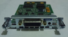 Lot of 3 Cisco Systems WIC-1T 1-Port Serial WAN Interface Card / Module