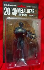 Metal Gear Solid UDF Ultra Detail Figure Series 1 Medicom Snake MGS 4 Octocamo v