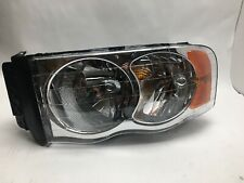Headlight Assembly for Dodge Ram 1500 2500 3500 Pickup Drivers Lamp 55077121AG