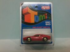 TOMICA FERRARI 308 GTB   on Blue card MADE FOR G.J COLES  MELBOURNE AUSTRALIA