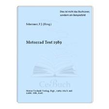 Schermer, F.J. (Hrsg.): Motorrad Test 1989