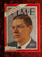 TIME magazine February 15 1963 2/15/63 ROBERT MCNAMARA Cuba Weapons Diplomacy