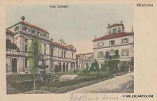 GERMANY - München - Villa Lenbach 1908