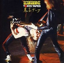 CD de musique hard rock album Scorpions