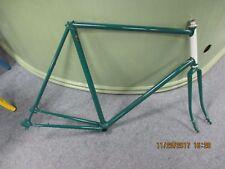 Vintage Falcon 531 steel frame ST 59c-c, TT 57c-c, green,  EXC!