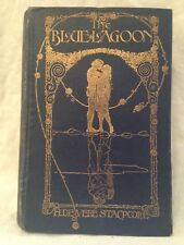 H de Vere Stacpoole / Willy Pogany - Blue Lagoon - 1st/1st 1910, Thirteen plates
