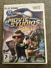 Movie Studios Party (Nintendo Wii, 2008)