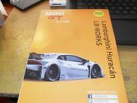 MINI GT SCALE 1/64 2020 BROCHURE RANGE OF MODELS.  NEW  SHOP STOCK