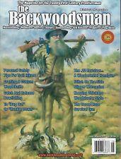 the Backwoodsman  July/August 2018