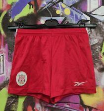 Liverpool London 1998 Football Soccer Shorts Vintage Reebok Kids Boys Size 24