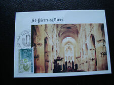 FRANCE - carte 1er jour 16/6/1979 (abbayes normandes) (cy43) french