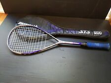 Ektelon STS 1200 Graphite Squash Racquet/Racket with Padded Cover