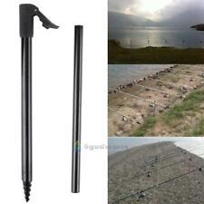 Carp Fishing Bank Sticks Rod Pod 16-30cm Strong Threads Aliminium Banksticks