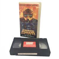 Savage Dawn VHS Tape 1989 - Rare OOP - George Kennedy Karen Black Clamshell