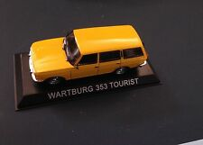 WARTBURG 353 TOURISTE VOITURE  MINIATURE 1/43 IXO IST LEGENDARY CAR AUTO B39
