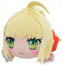 Sega Fate/EXTELLA Mega Jumbo Nesoberi Plush Saber Nero Claudius Stuffed Toy