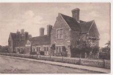 Capel Almshouses Surrey Postcard, B663
