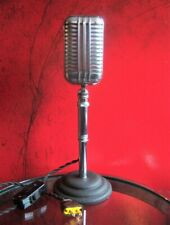 Vintage 1940's Astatic WR-40 microphone custom LED lamp midcentury modern light
