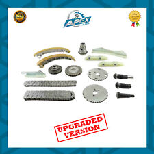 FIAT DUCATO 160 MULTIJET 3.0 D TIMING CHAIN KIT FOR F1CE0441A ENGINE - UPGRADED