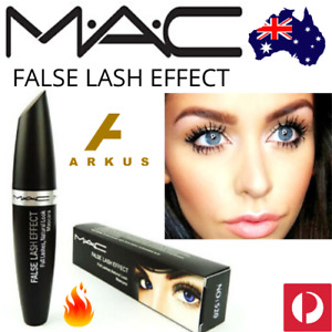 M·A·C Cosmetics FALSE LASH EFFECT Natural MASCARA Full Volume Waterproof Eye MAC