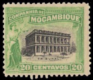 MOZAMBIQUE COMPANY 131 - Beira Court House (pb25112)