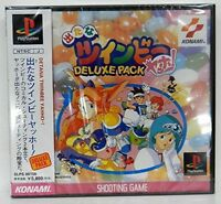 USED ??PS1 PS PlayStation 1 ??came out Do Twinbee Yahho! PACK DELUXE