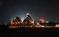 "The Sydney Opera House  13x19"" Photo Print"