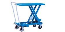 Hydraulic Scissor Lift Table Cart 660 Lbs. Capacity, Eoslift TA30 - Ship Free!!!