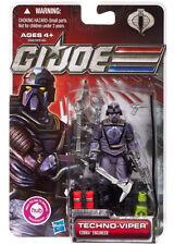 "GI JOE 30th Anniversary Collection_TECHNO-VIPER 3.75 "" figure_Cobra Engineer_MIP"