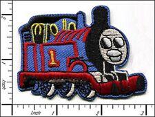 'Thomas' Engine Iron On Applique x 1