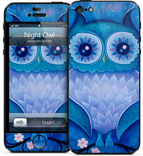 Gelaskin Gelaskins iPhone 5 Jeremiah Ketner Night Owl