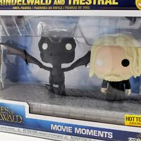 Fantastic Beasts 2 - Grindelwald and Thestral #30 (Hot Topic) Funko Pop! Vinyl