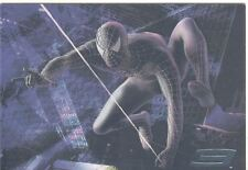 Spiderman 3 The Movie Black Spiderman Chase Card B4