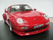 WOW EXTREMELY RARE Porsche 993 911 GT2 Evo1 450HP 1995 Red 1:43 Vitesse-Spark