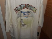 Tommy Bahama 2011 Tampa Bay Rays MLB Collector's Edition Silk Shirt RARE NWT XLX