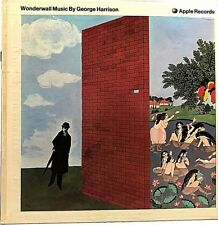 "GEORGE HARRISON ""Wonderwall Music"" Vinyl LP - 1968 1st US Press Apple ST-3350"